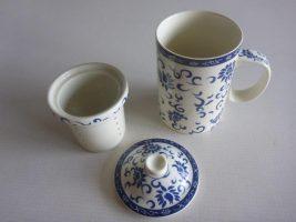 3 piece tea mug